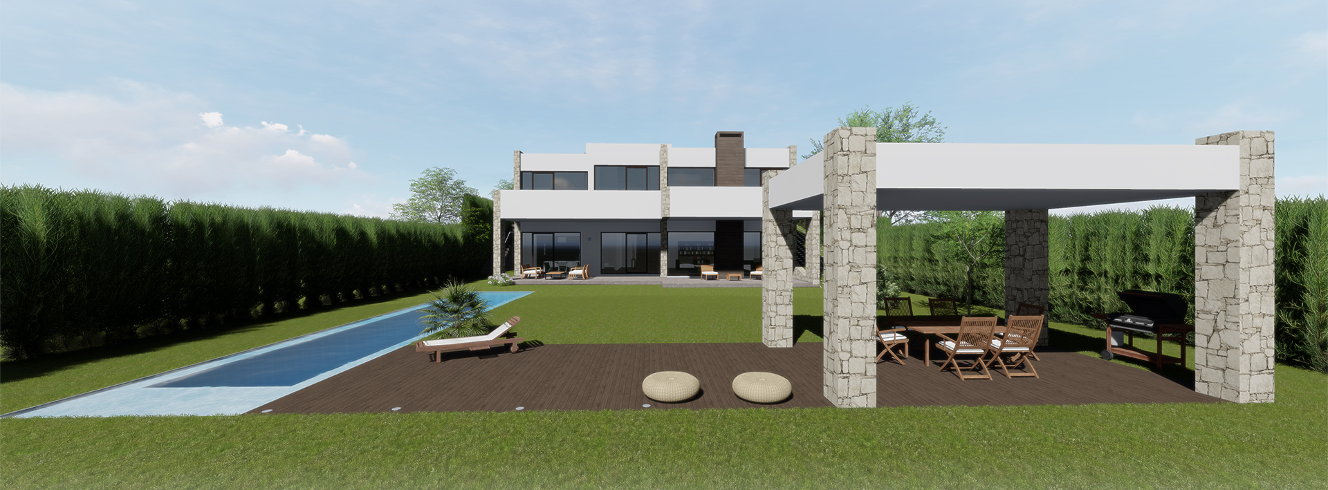 House in sotogrande pureza rv arquitectos - Arquitecto sotogrande ...