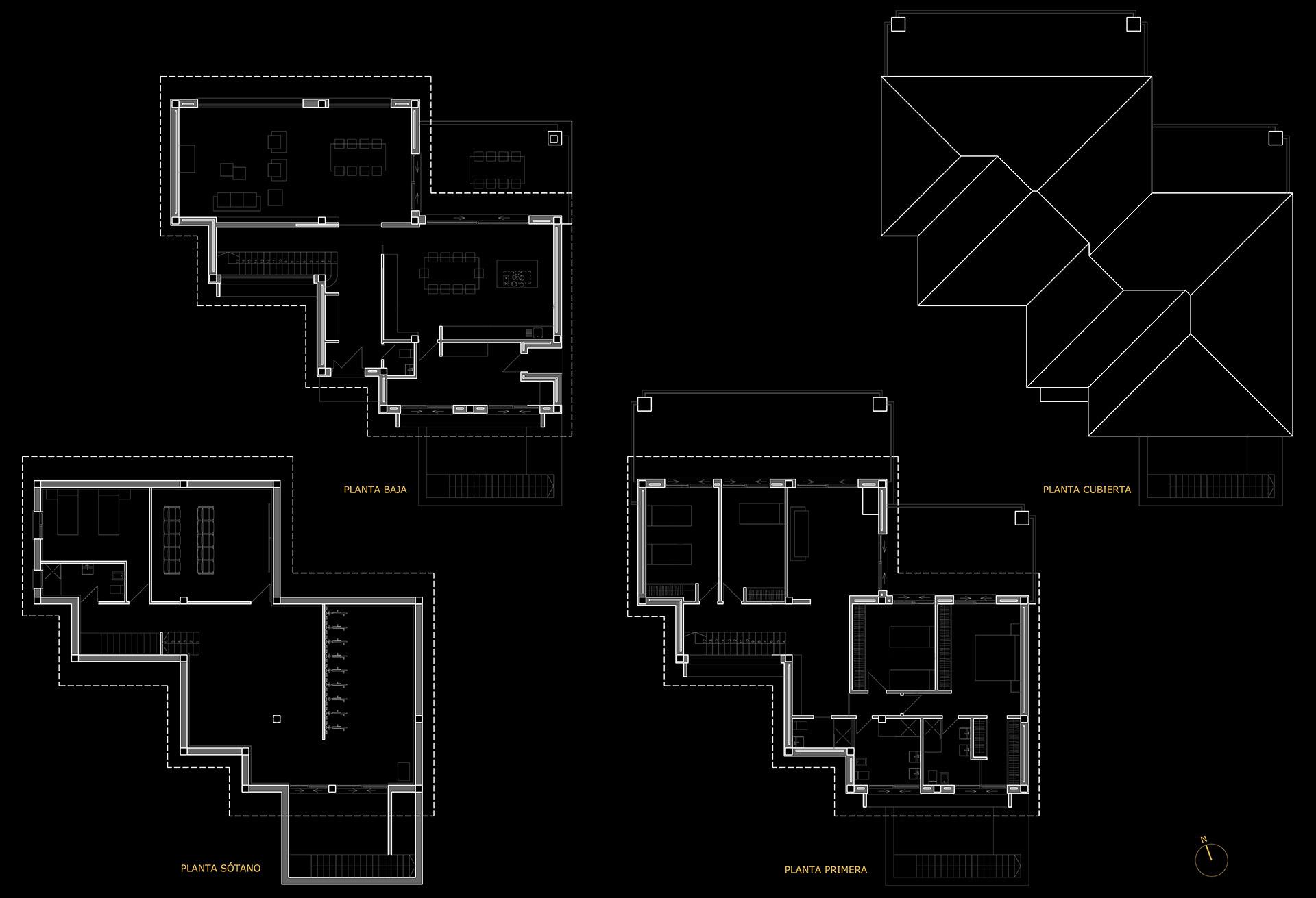 Vivienda sotogrande ed n rv arquitectos - Arquitecto sotogrande ...